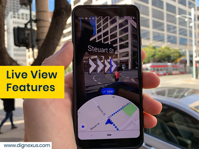 Live View Features